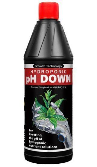 Growth Technology pH Down 250ml - na obniżenie pH