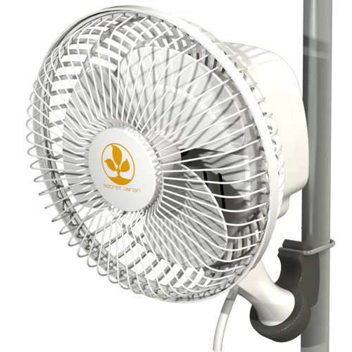 Wentylator Secret Jardin Monkey Fan 16W z klipsem
